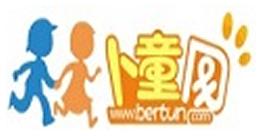 卜童网logo