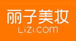 丽子美妆logo