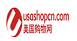 美国购物网logo