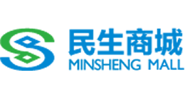 民生商城logo