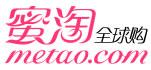 蜜淘全球购logo