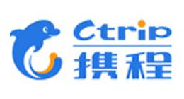 携程网logo