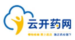 云开大药房logo
